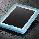 Waterproof iPad Case (Blue)